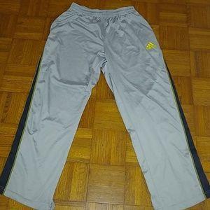 Mens Adidas climaliite pants